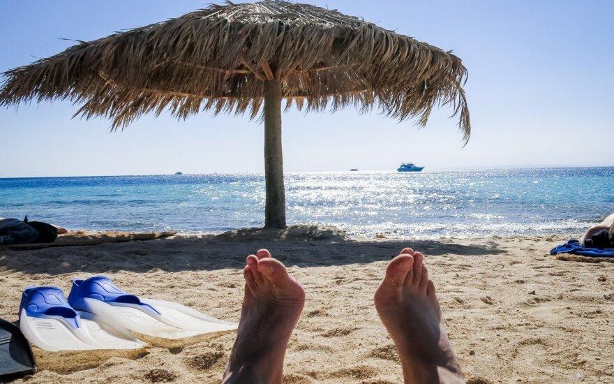Sustabdyta populiaraus kelionių pardavėjo licencija