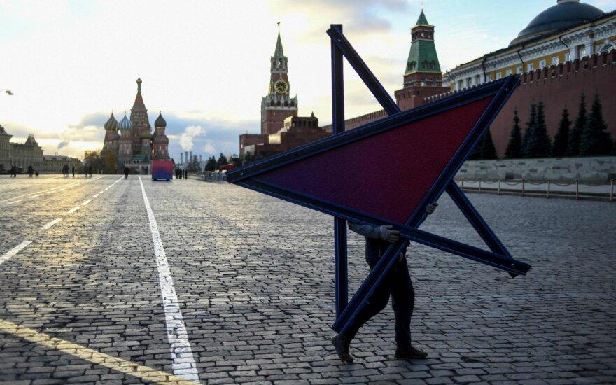 Maskva: Rusija pasiruošusi įrodyti JAV nepažeidinėjanti branduolinės ginkluotės sutarties