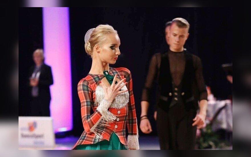 Šiauliuose paaiškėjo Lietuvos Lotynų Amerikos šokių čempionai