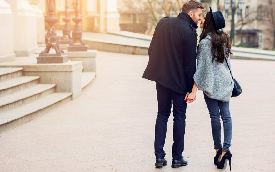 Valentino diena kitaip: 3 skirtingi įvaizdžiai