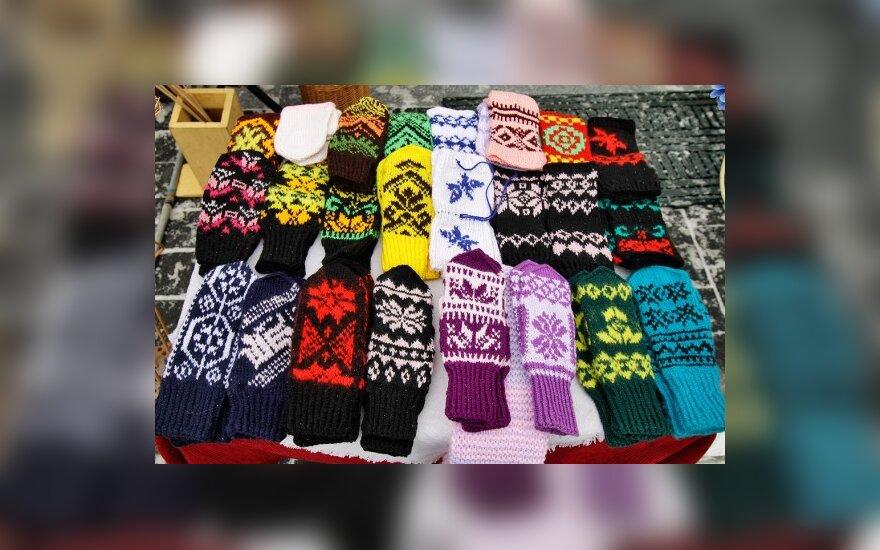 Kalėdinėje mugėje prekiaus daugiau nei 100 amatininkų
