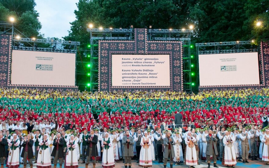 Lithuanian Song Festival in Kaunas