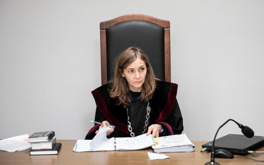 Teisėja Inga Štuopienė