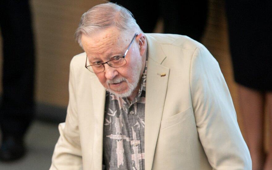 Dėl Lukiškių aikštės pasisakė ir Vytautas Landsbergis: laisvė būti pliuškiais – ir tą gėrį iškovojom