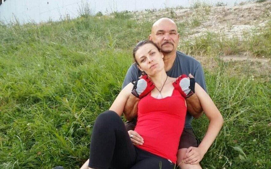 Arvydas Vilčinskas ir Rūta Gajauskaitė