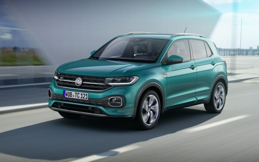 """Volkswagen T-Cross"""