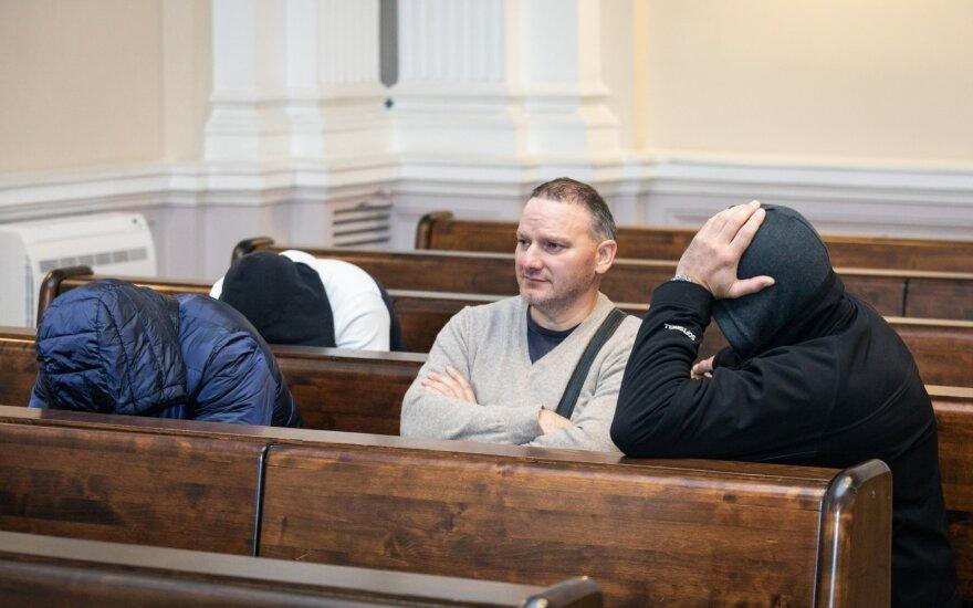 Gediminas Aina, Ričardas Pocius ir Remigijus Zykas