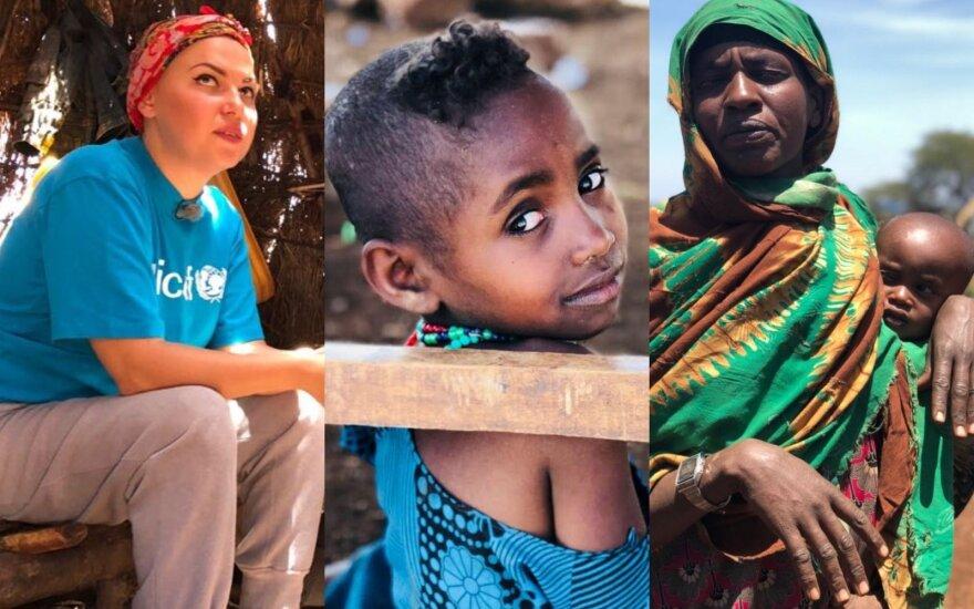 UNICEF misija Etiopijoje