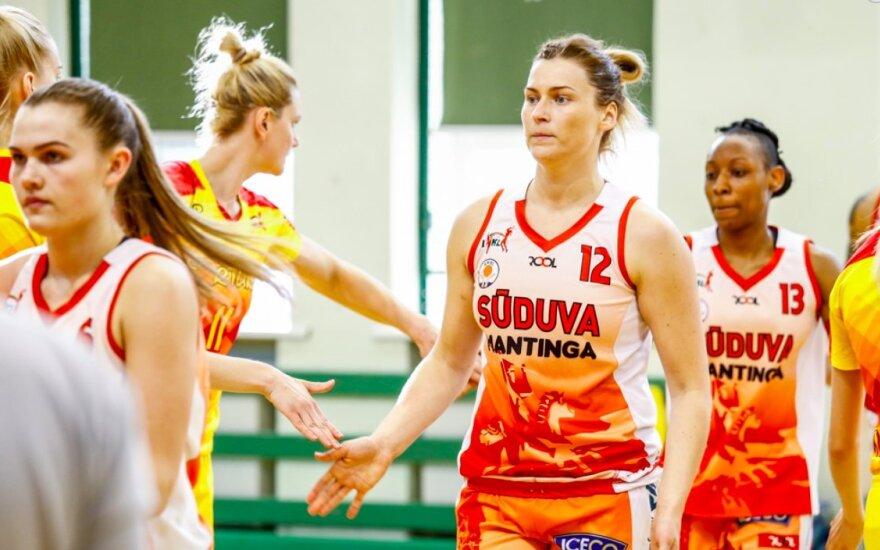 Lina Mikelevičienė (Foto: Vytautas Petrikas)