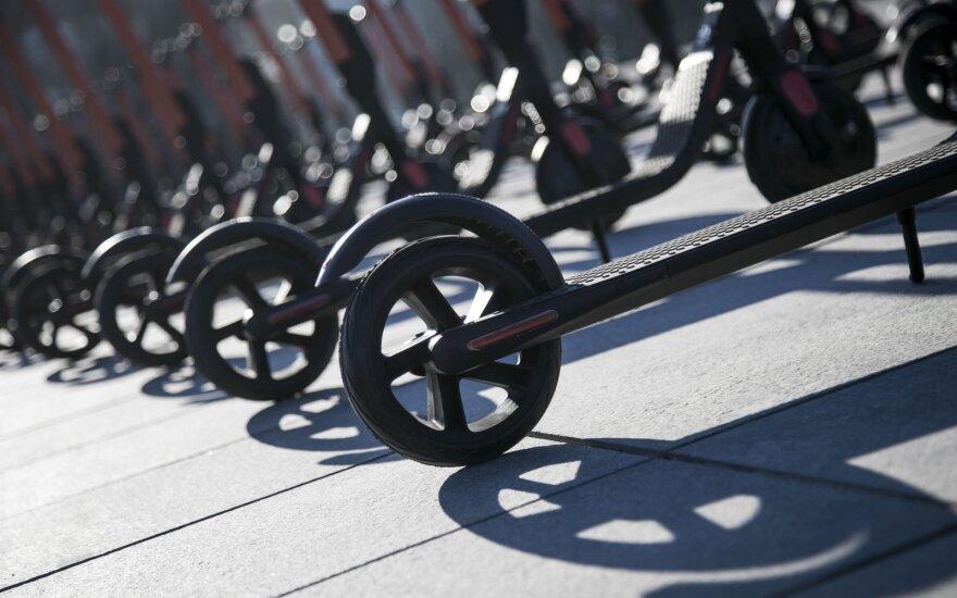Poderskis: siekiama paankstinti dviračių ir paspirtukų paslaugų sezono pradžią