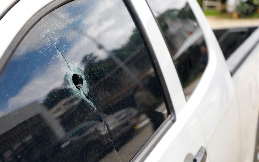 Neregėto masto nusikalstamumas keičia automobilių rinką: kai kurie gamintojai trina rankomis