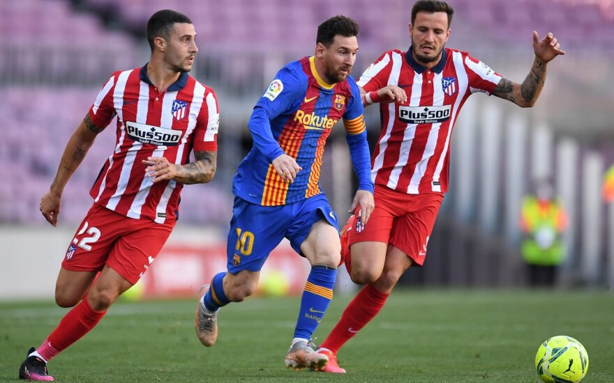 FC Barcelona - Madrido Atletico
