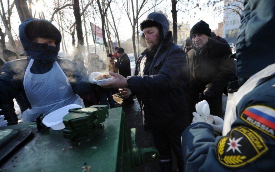 Tyrimas parodė rusų nerimą