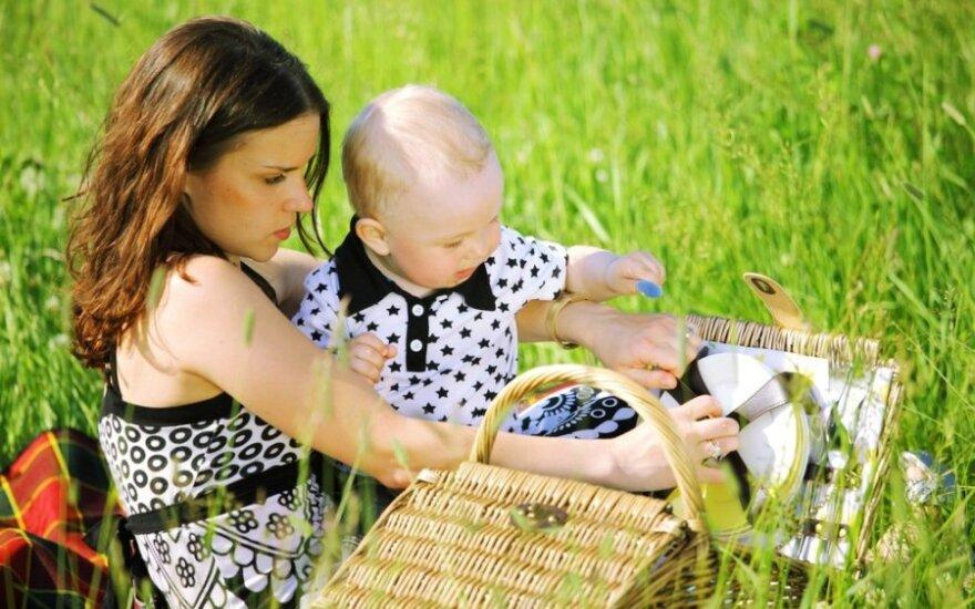 Moters saugumo jausmas šeimoje: kas į jį kėsinasi?