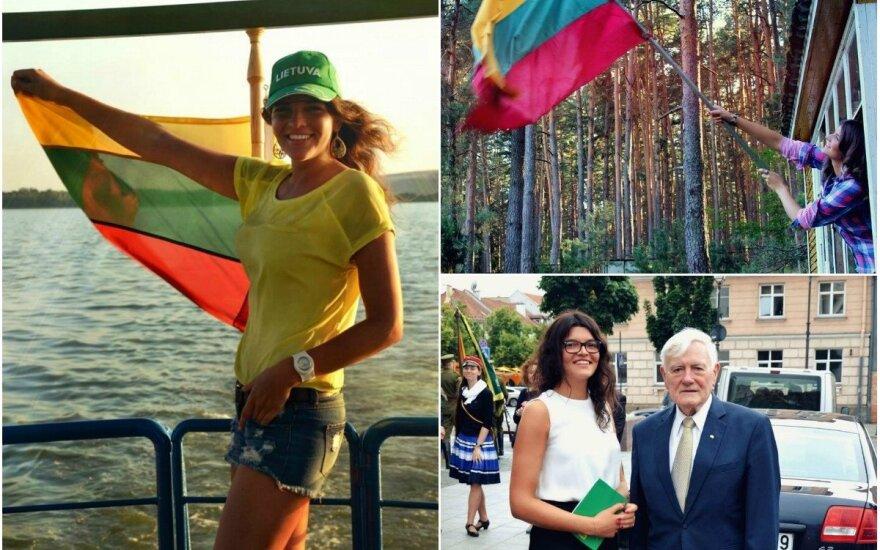 Amerikoje gyvenanti lietuvė: nėra dienos, kad nepagalvočiau apie Lietuvą