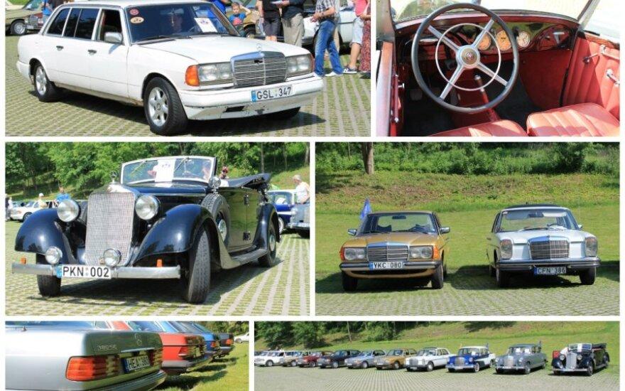 Mercedes-Benz gerbėjų šventė
