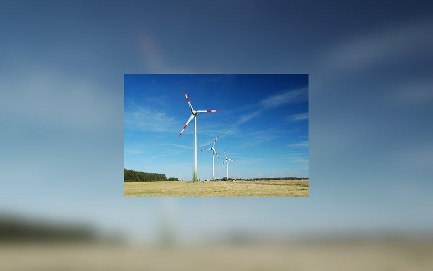 Vėjo jėgainių gamintojai domisi galimybėmis perkelti gamybą iš Kinijos į Baltijos šalis