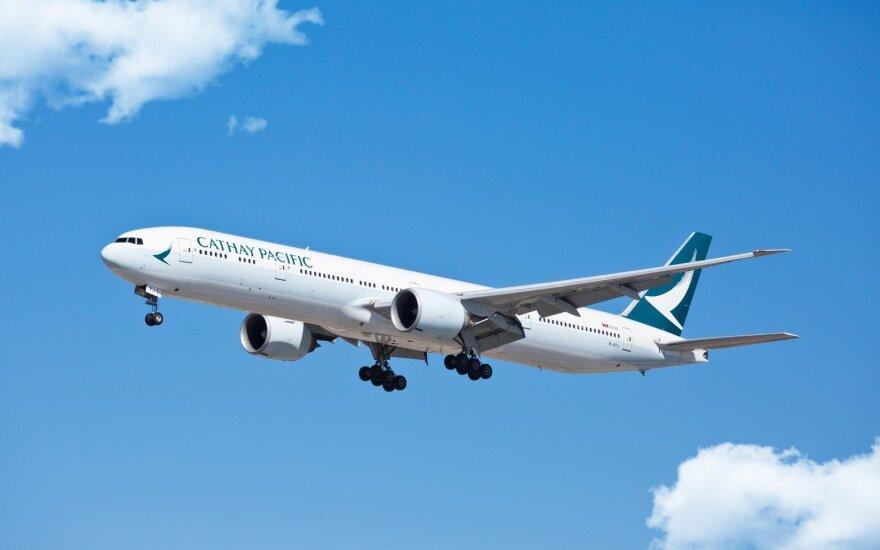 Sumanūs keleiviai pasinaudojo vienos geriausių oro linijų bendrovės klaida