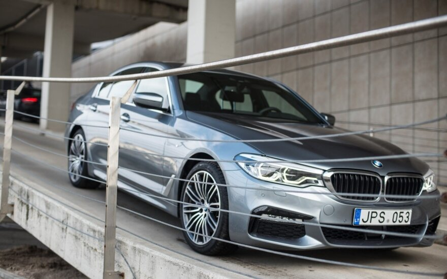 """BMW 530"" (asociatyvi nuotr.)"