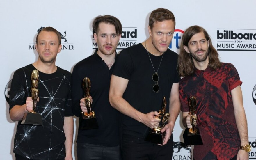 """Imagine Dragons"""