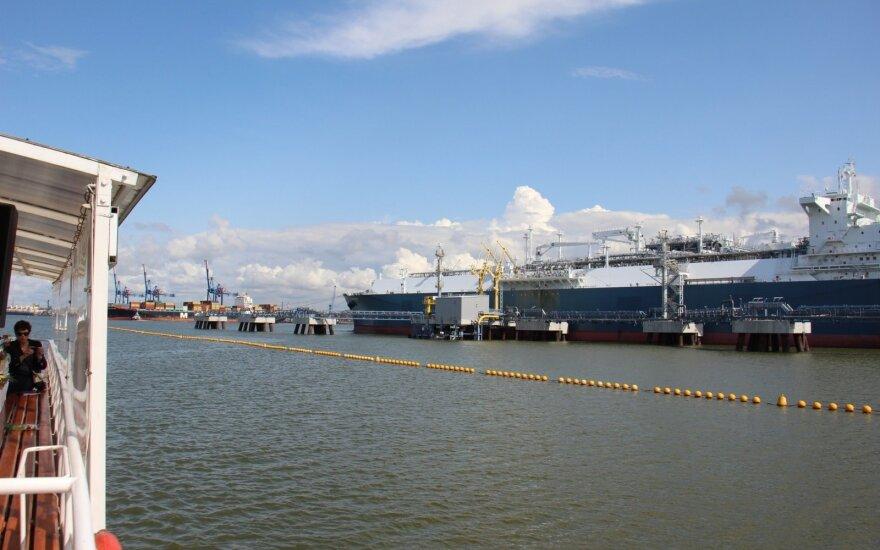 Į Klaipėdos uostą atkeliauja ypatingas krovinys