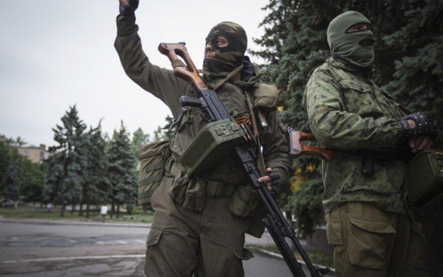 Ukrainos kariai pateko į pasalą, pranešama apie žuvusius