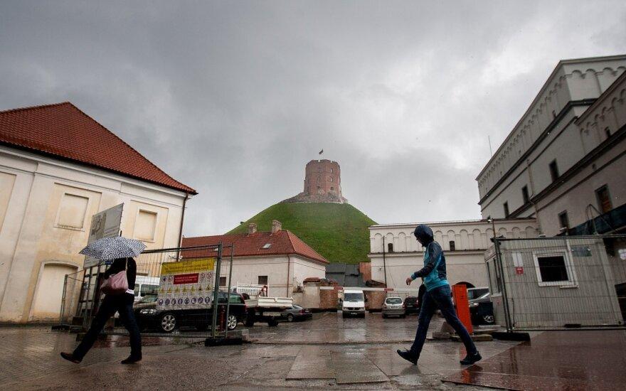 Lenkų ekspertai pateikė verdiktą dėl Gedimino kalno