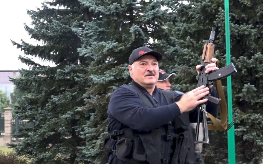 Po Lukašenkos grasinimų Lietuvai – gyventojų apklausos rezultatai: ar jau verta susirūpinti