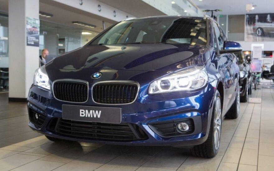 BMW 2-serijos Active Tourer pasiekė Lietuvą