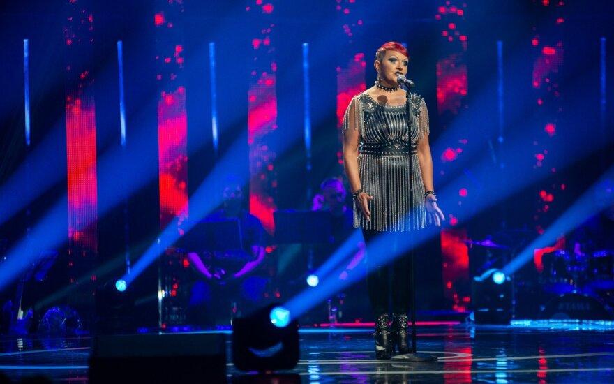 """Nijolė Giedraitienė projekte """"Lietuvos balsas. Senjorai"""""""
