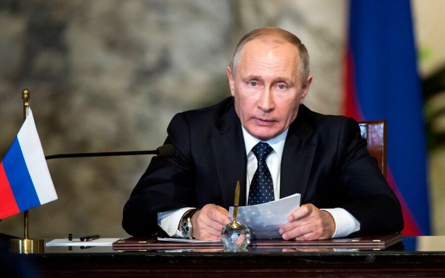 Ar Putinas valdys Rusiją iki gyvos galvos?