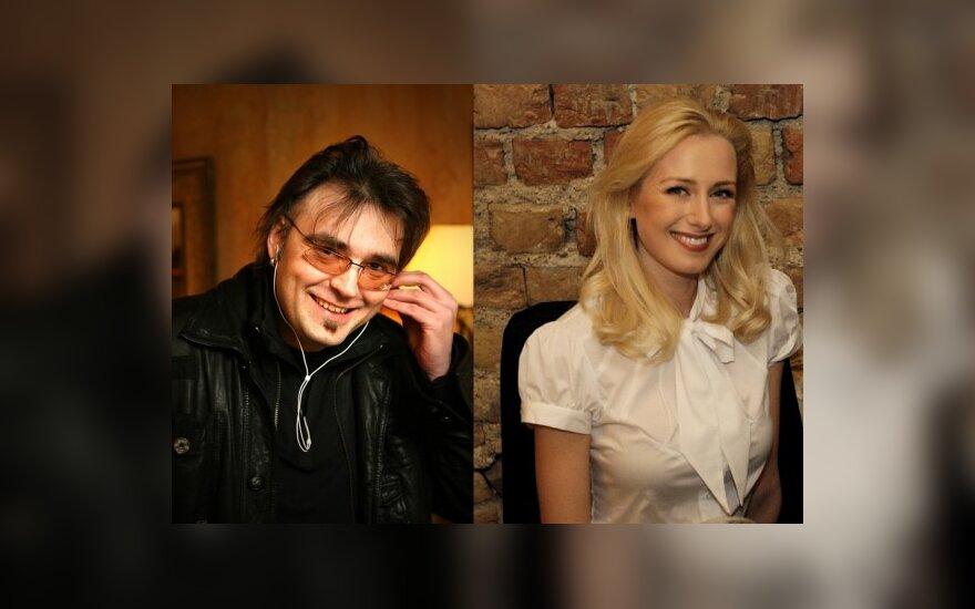 Mindaugas Vosylius ir Violeta Repčenkaitė