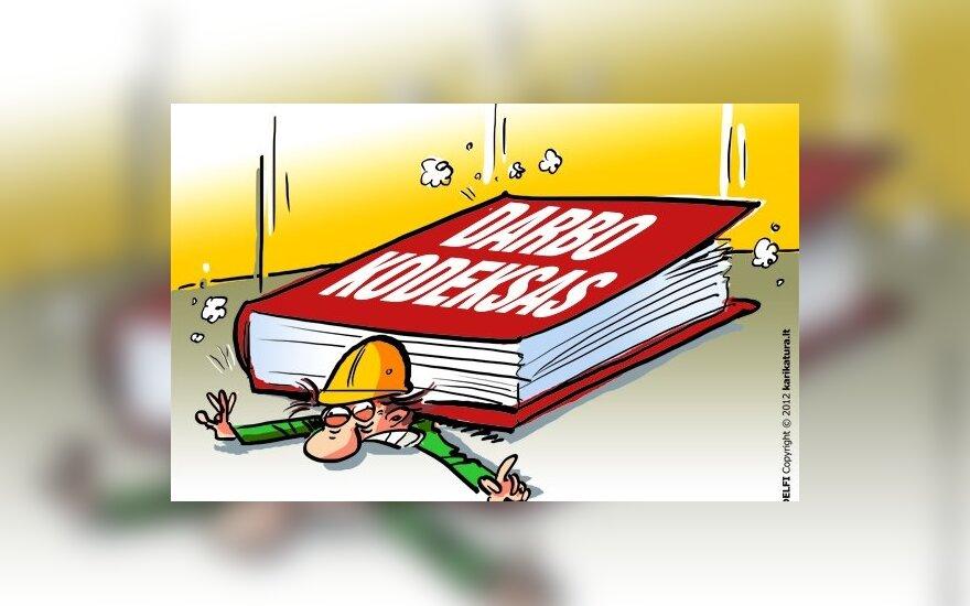 Darbdaviams – dar vienas įpareigojimas dėl algų dydžio darbo skelbimuose