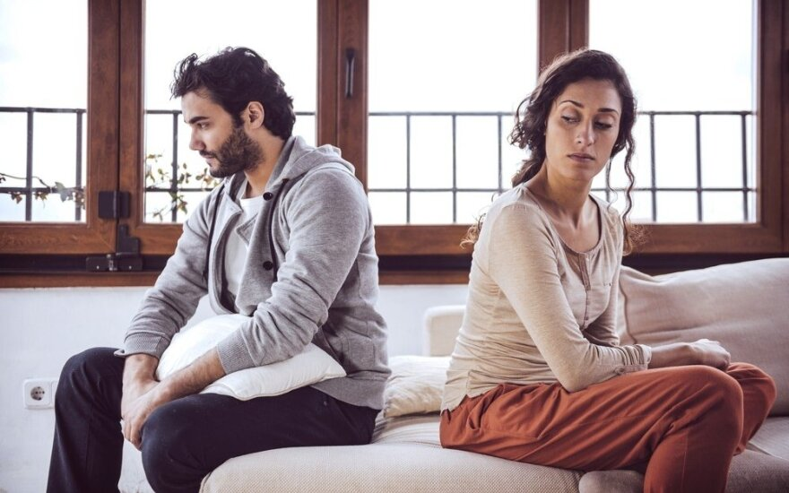 6 didelės klaidos, kurios ardo santykius