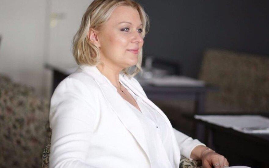 Aurelija PŠANAŠKAITĖ