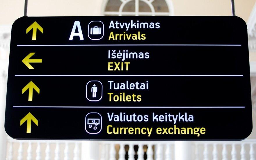 Papiktino abejingas darbuotojų elgesys oro uoste: tai skaudi ir ilgam įsimenanti patirtis