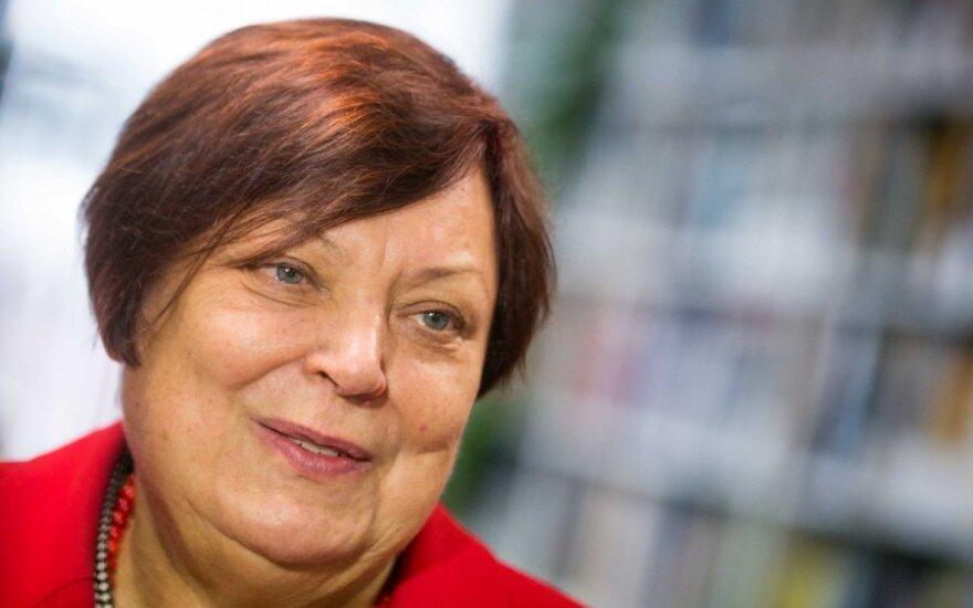 G. Purvaneckienė. Nuo ko reikia ginti šeimos ir vaikų ateitį Lietuvoje?