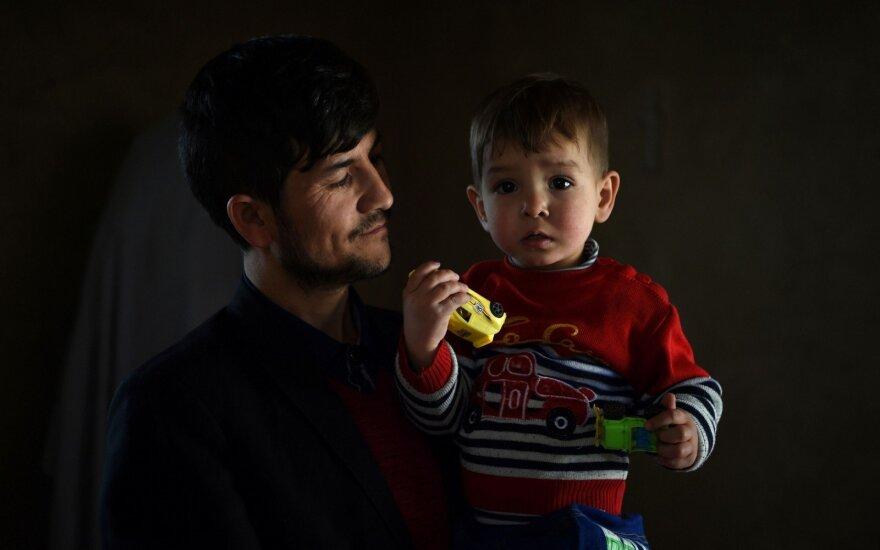 Afganistano sostinė skendi tamsoje