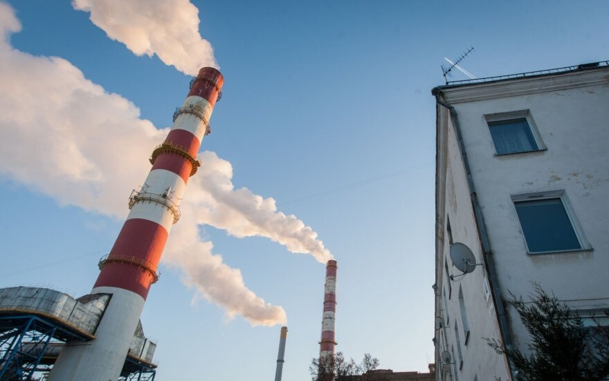 Didmeninė vidutinė savaitės elektros energijos kaina Lietuvoje krito 17 proc.
