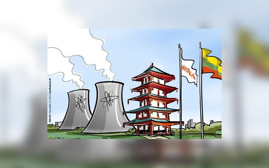 Už 600 tūkst. Lt populiarins nestatomą atominę elektrinę
