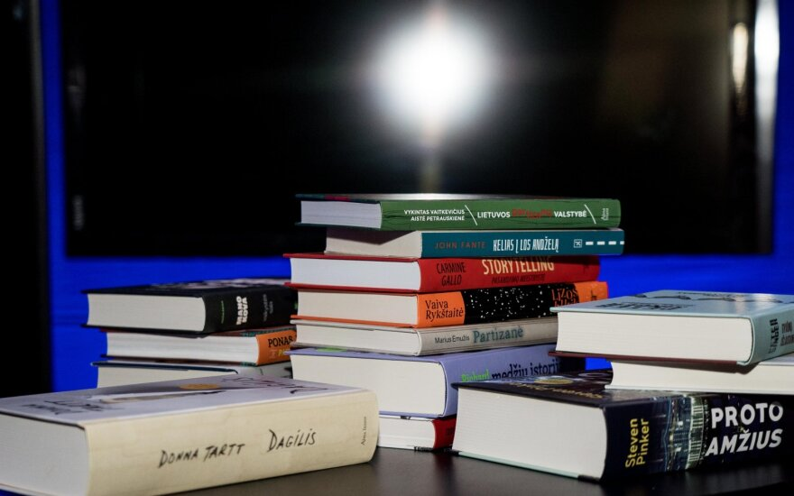 Vilniaus knygų mugė paskelbė temą kitiems metams
