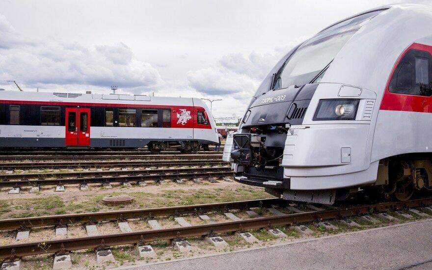 Iš Kinijos į Lietuvą pirmą kartą geležinkeliu bus vežamos pašto siuntos
