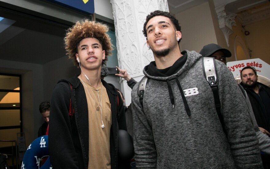 The Ball brothers