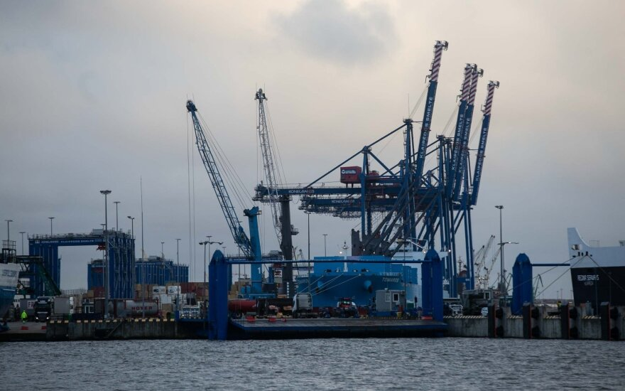 Latakas wins competition for Klaipeda Port CEO