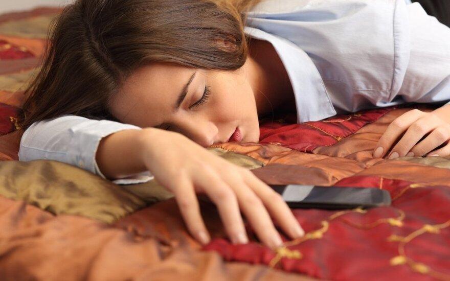 Pavargote būti pavargęs? Medikų patarimai