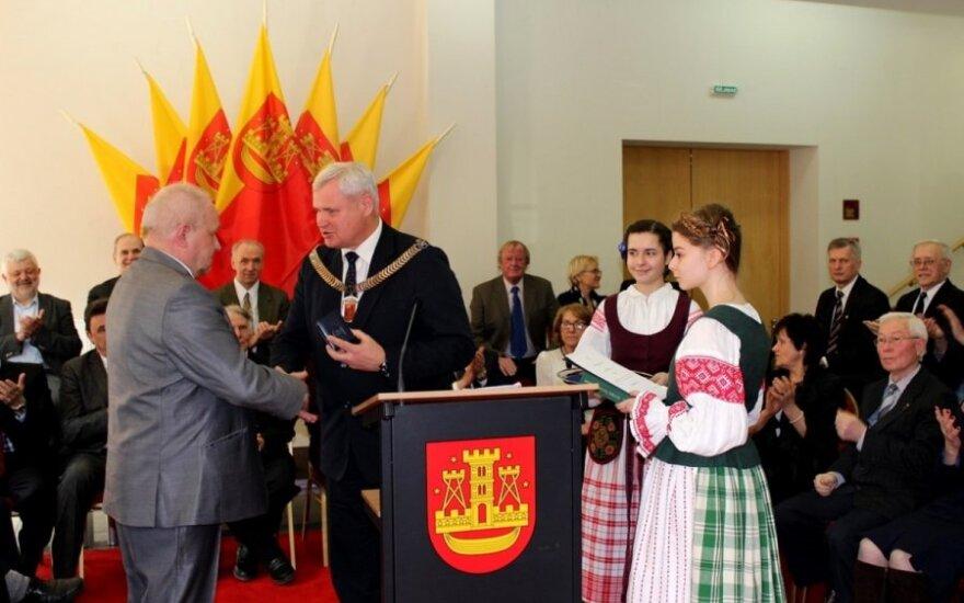 Pirmoji Klaipėdos miesto taryba