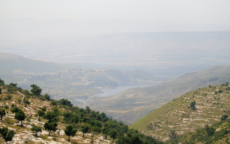 URM – dėl rekomendacijų planuojantiems keliauti į Izraelį ir Palestiną