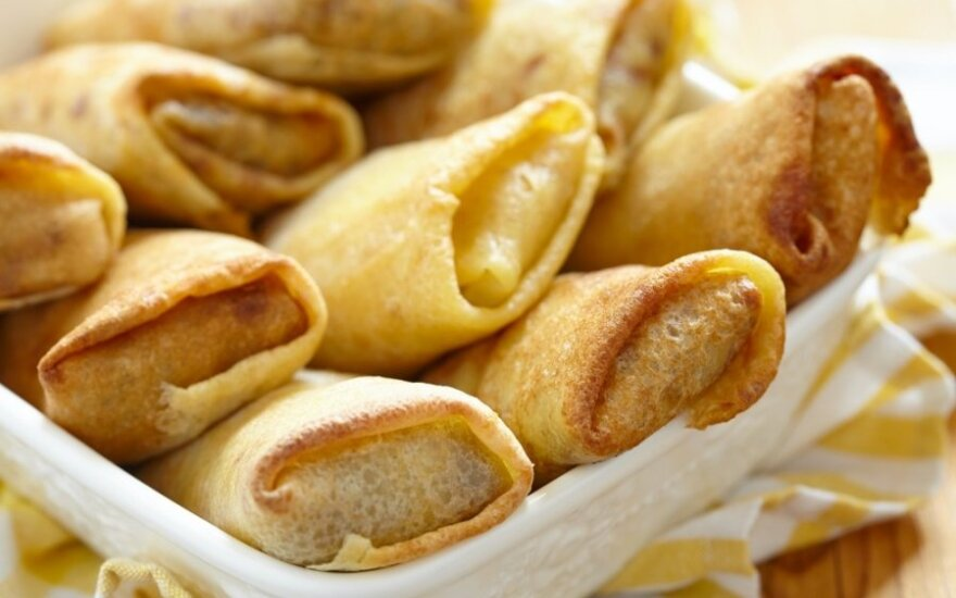 Lietiniai su abrikosų skonio kopūstais