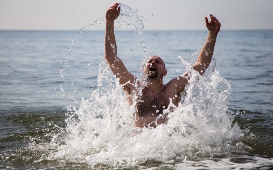 Time to swim: 84,6 percent Lithuanian bathing sites rated as excellent for water quality