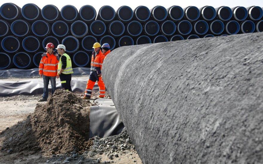 """Danija uždegė žalią šviesą """"Baltic Pipe"""" projekto objektų statyboms: dujos iš Norvegijos tekės į Lenkiją"""